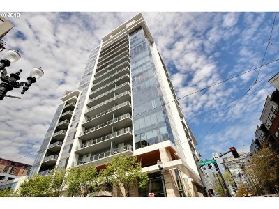 Condo/Townhouse For Sale: 1001 NW Lovejoy St #502