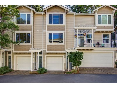 Tigard Single Family Home For Sale: 14186 SW Barrows Rd #4
