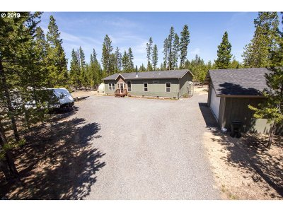 La Pine Single Family Home For Sale: 11619 Sun Forest Dr