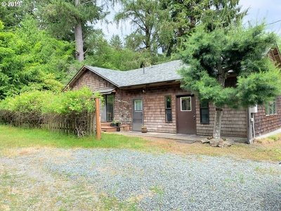 Nehalem Single Family Home For Sale: 44805 Carol Dr