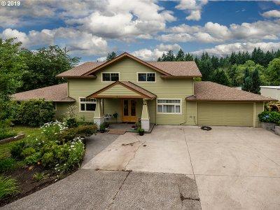 Clark County Single Family Home For Sale: 19810 NE Davis Rd