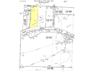 Roseburg Residential Lots & Land For Sale: Quarry Rd