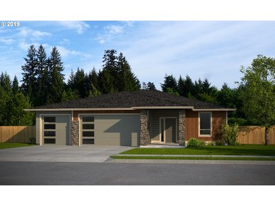 Oregon City Single Family Home For Sale: 16423 Kitty Hawk Ave #Lot3