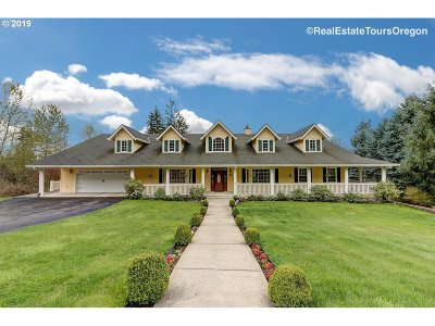 Beaverton Single Family Home For Sale: 17290 SW Alvord Ln