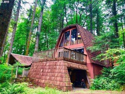Yacolt Single Family Home For Sale: 36354 NE Ridge View Dr