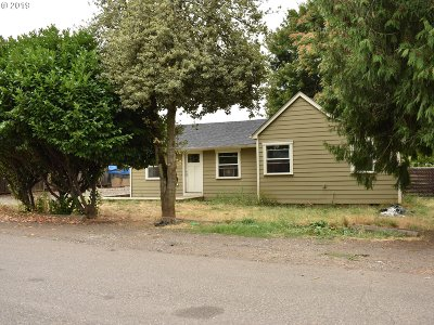 Single Family Home For Sale: 1935 NE 155th Ave