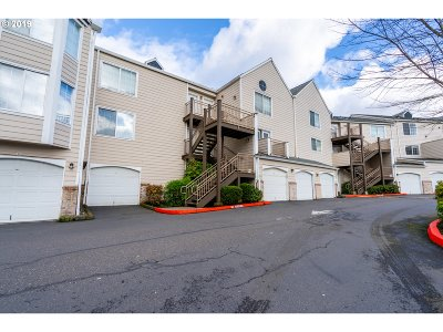 Condo/Townhouse For Sale: 17516 NW Springville Rd #5
