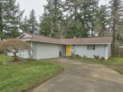 Single Family Home For Sale: 8625 SE Clatsop St
