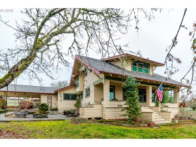 Oakland Single Family Home For Sale: 6293 Fort McKay Rd