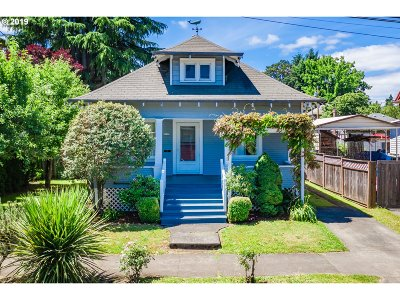 Single Family Home For Sale: 3727 NE 14th Ave