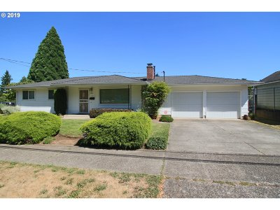 Single Family Home For Sale: 8530 N Ida Ave