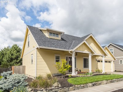 Newberg Single Family Home For Sale: 2105 Heritage Way