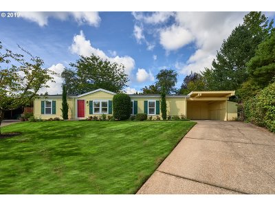 Newberg, Dundee, Mcminnville, Lafayette Single Family Home For Sale: 625 SW 9th St #21