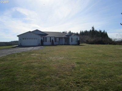 Rainier Single Family Home For Sale: 25583 Simmons Rd