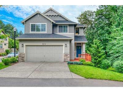 Tigard Single Family Home For Sale: 9618 SW Fern Hollow Ct