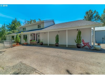 Roseburg Single Family Home For Sale: 11090 North Umpqua Hwy