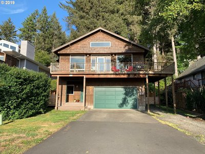 Cannon Beach Single Family Home For Sale: 3739 Coho Pl