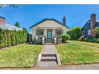 Sunderland Association Of Neig, Woodlawn, Humboldt, Boise, Eliot, Sullivans Gulch, King City, Vernon, Sabin, Alameda, Alberta Arts, Concordia Single Family Home For Sale: 5726 NE 31st Ave