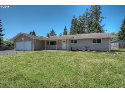 Astoria Single Family Home For Sale: 92722 Fir Rd