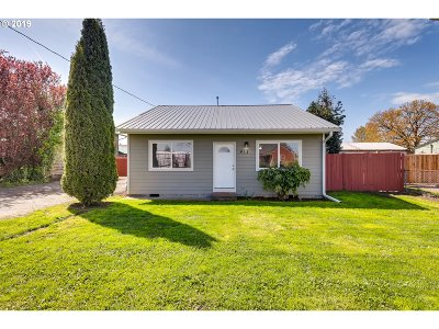 Oregon City, Beavercreek, Molalla, Mulino Single Family Home For Sale: 412 W Main St