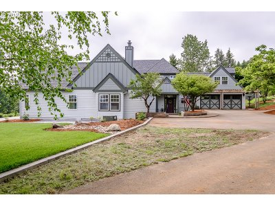 Salem Single Family Home For Sale: 3891 Cole Rd