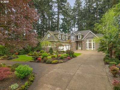Lake Oswego Single Family Home For Sale: 448 Country Club Rd