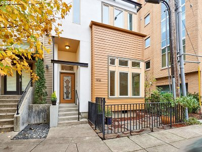 Portland Single Family Home For Sale: 1416 NE 16th Ave