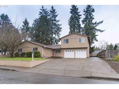 Eugene Single Family Home For Sale: 3260 Stark Ct
