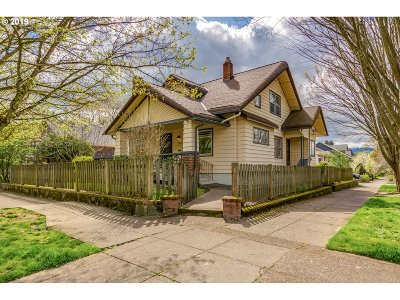Single Family Home For Sale: 2805 SE 25th Ave