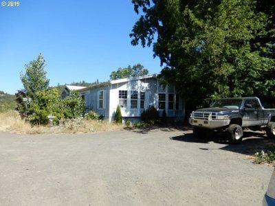 Roseburg Single Family Home For Sale: 994 Jones Rd