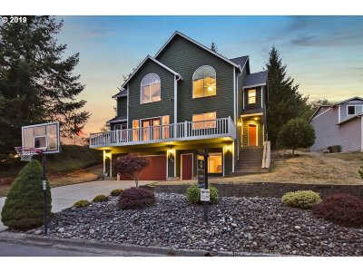 Cowlitz County Single Family Home For Sale: 189 Curtis Dr