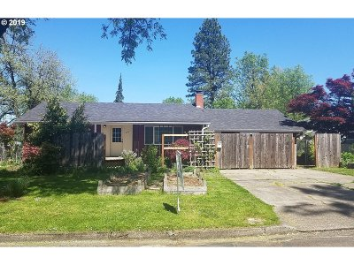 Eugene Single Family Home For Sale: 847 E 36th Ave