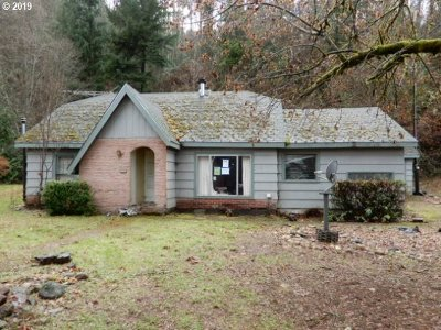Single Family Home For Sale: 39888 Brice Creek Rd