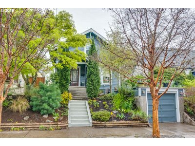 Single Family Home For Sale: 4520 N Congress Ave