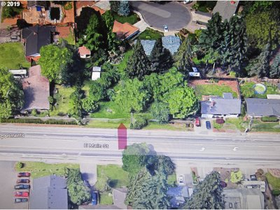 Hillsboro, Forest Grove, Cornelius Residential Lots & Land For Sale: E Main St