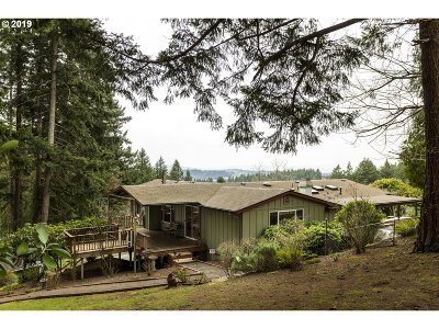 West Linn Single Family Home For Sale: 21240 S Wisteria Rd