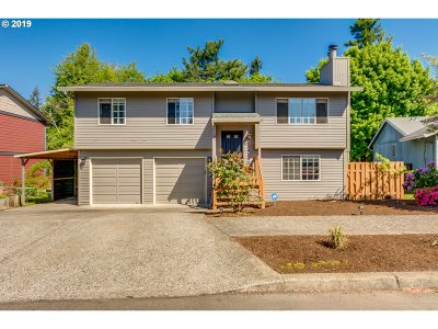Fairview Single Family Home For Sale: 185 Crestwood St