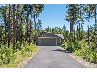 Bend Single Family Home For Sale: 56248 Bufflehead Rd