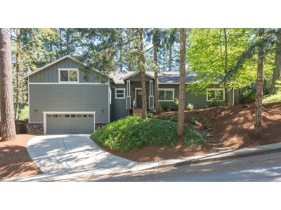 Eugene Single Family Home For Sale: 1945 Kimberly Dr