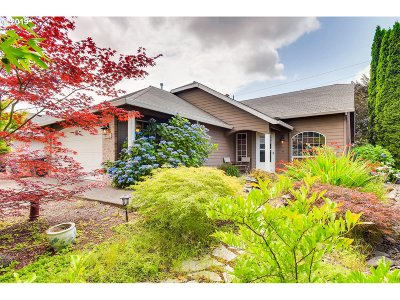 Tualatin OR Single Family Home Pending: $399,900