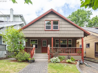 Single Family Home For Sale: 125 NE 58th Ave