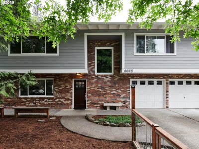 Beaverton Single Family Home For Sale: 6675 SW Rollingwood Dr