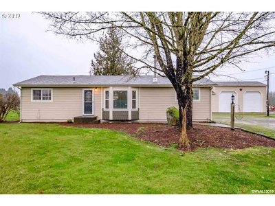 Scio Single Family Home Pending: 39454 Shelburn Dr