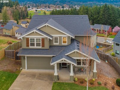 Estacada Single Family Home For Sale: 840 NE Cascadia Ridge Dr