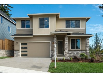 Happy Valley Single Family Home Pending: 15459 SE Sacagawea St #Lot48