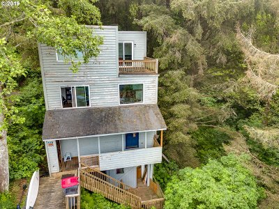 Cannon Beach Single Family Home For Sale: 415 Chilkoot Trail