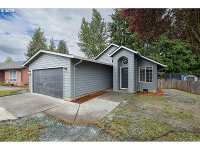 Vancouver Single Family Home For Sale: 5209 NE 72nd Cir