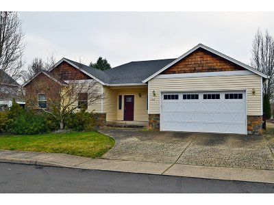 Canby Single Family Home For Sale: 1464 N Hazelnut Ct