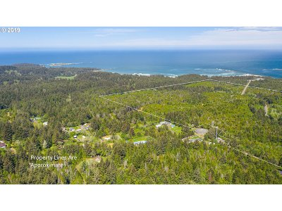 Coos Bay Farm & Ranch For Sale: Cape Arago Hwy