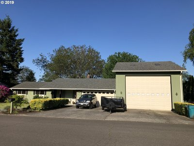 Felida Single Family Home For Sale: 10514 NW 23rd Ave